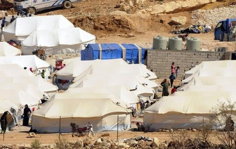Syria refugee crisis poses major threat to Lebanese stability -UN   Humanitarian emergencies   Scoop.it