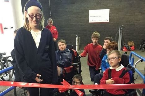 Crewe Railway Station unveils its unique disabled changing facility | Accessible Travel | Scoop.it
