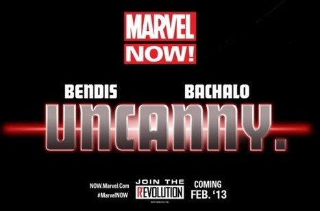 Brian Bendis And Chris Bachalo Bring Us Uncanny X-Men? | Comic Books | Scoop.it