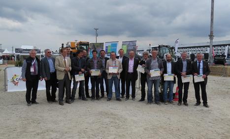 Les entreprises innovantes en agriculture récompensées | Agriculture Aquitaine | Scoop.it
