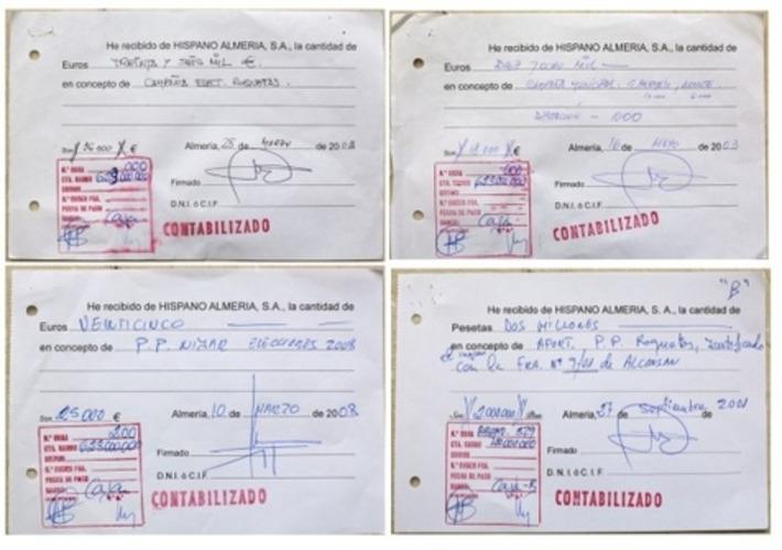 La caja b de una constructora de Almería apunta a la financiación irregular del PP | Partido Popular, una visión crítica | Scoop.it