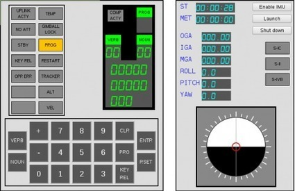 Moonjs: An Online Apollo Guidance Computer Simulator | Aneddotica Magazine | Aneddotica Magazine | Scoop.it