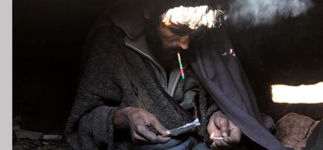 Aantal drugsverslaafden in Marokko stijgt | Nieuwsbrief Stichting Marokkanenbrug | Scoop.it