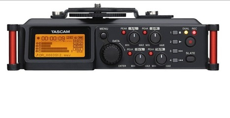 Say Hell To The Tascam DR-70D Audio Recorder | Drone | Scoop.it