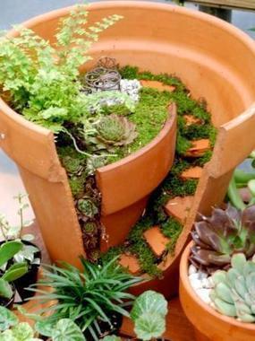 Fairy Garden | Green Things | Scoop.it