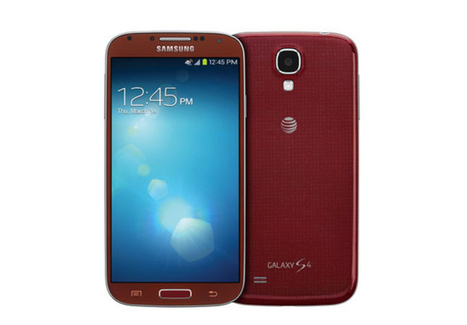 Samsung Galaxy S4 launches in Aurora Red exclusively through AT&T | Android Discussions | Scoop.it