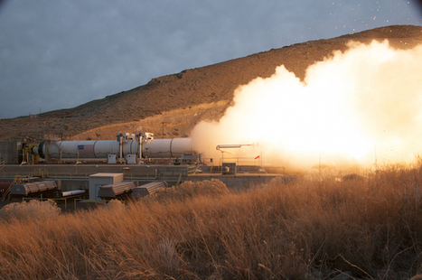 Details of Orbital ATK's proposed heavy launcher revealed – Spaceflight Now | More Commercial Space News | Scoop.it