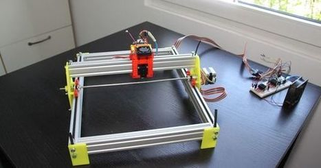 3D printed Laser Engraver | 3D Virtual-Real Worlds: Ed Tech | Scoop.it