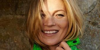 Kate Moss tout sourire pour Rag & Bone | Accessoires de Mode | Scoop.it