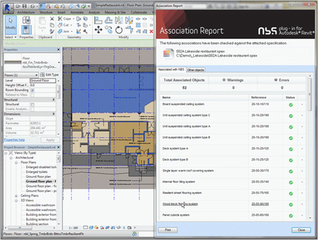 NBS Plug-ins - NBS | BIM and Architectural Technology | Scoop.it