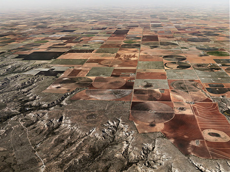 A Thirsty Civilization: Our Risky Relationship With Water in Photographs by Edward Burtynsky | ApocalypseSurvival | Scoop.it