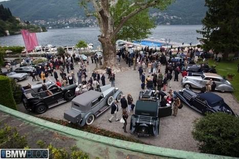 2013 Concorso d'Eleganza Villa d'Este – Photo Gallery - BMW BLOG (blog) | Hotel Studio Estique Photo Gallery | Scoop.it