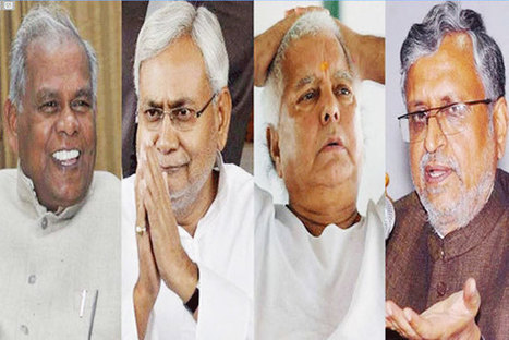 Bihar Assembly Election Exit Polls 2015 By NDTV,Times Now,India Today,Newsx,CNN Ibn,Aaj Tak,Zee news | Ohack | Scoop.it