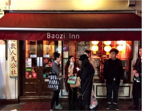 Top 5 Places to Enjoy Cheap Eats in London   Travel Tips & Ideas   Scoop.it