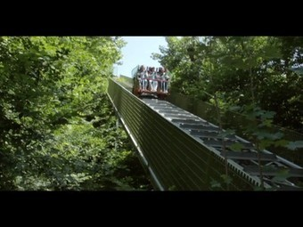 Amazing hand-built amusement park hidden in Italian forest | Meet Green & Cheers! | Scoop.it