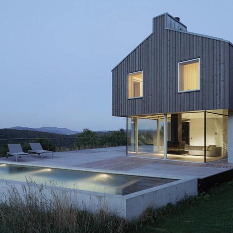 House D by HHF architekten | Le flux d'Infogreen.lu | Scoop.it