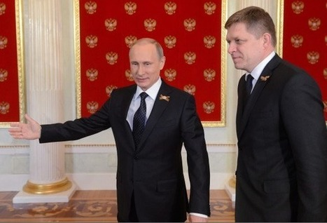 NATO front crumbles: Slovakia welcomes Russian intervention in Syria   Global politics   Scoop.it