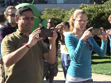 Nexus 5 : dévoilé par erreur dans une vidéo pour Android 4.4 KitKat ? | Smartphones&tablette infos | Scoop.it