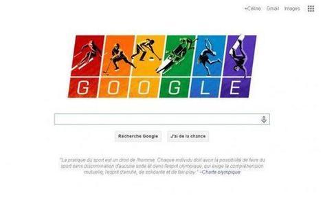 Google se fait très gay pour le lancement des JO de Sotchi - 20minutes.fr | JO Sotchi pour ou contre ? | Scoop.it