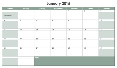 3 Ways to Create Your Project Manager Calendar - Wrike Blog | Social Project Management | Scoop.it