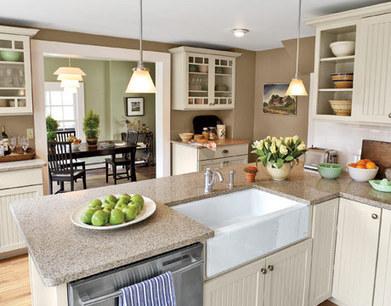 Selecting the Right Granite Countertop Color for You - Kitchen & Bath Design Blog | Granite Transformations | Choosing the Right Granite Countertops here in Denver | Scoop.it
