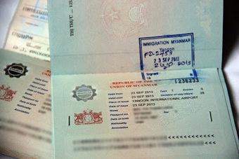 Visado para Myanmar (Birmania) | Laos | Scoop.it