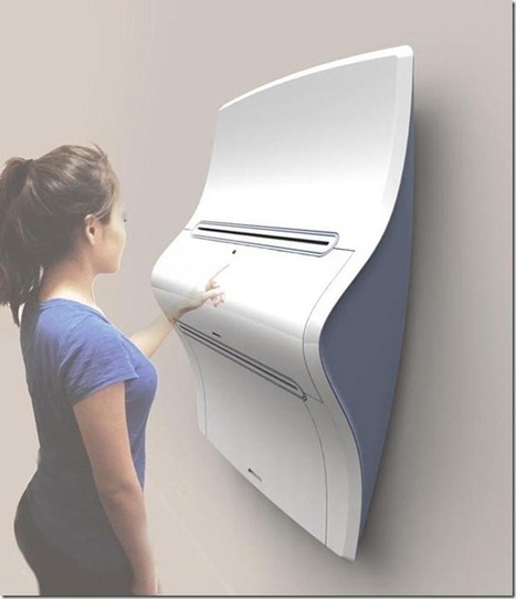 » Concept Printer Clothing for 2050 Future technology | Advancement in Technology | Scoop.it