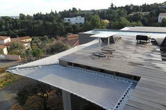 filet de trampoline pour sécuriser une terrasse | Kasavox | Kasavox » 1er réseau social de l'Habitat | Scoop.it