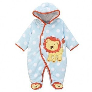Hot Blue Lion Animal Onesie For Babies Cheap For Sale,Free Shipping   Animal Onesie   Scoop.it