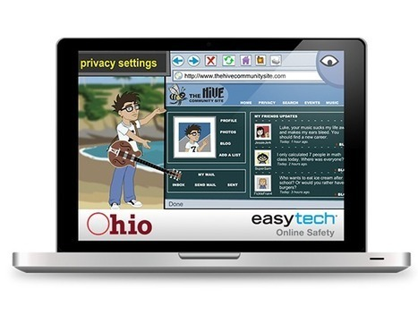 Learning.com - Online Safety for Ohio Students | information literacy | Scoop.it