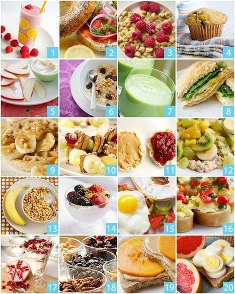 Feel Great with Healthy Snack Recipes   BreezyHealth   Weight Loss and Health Care   Scoop.it