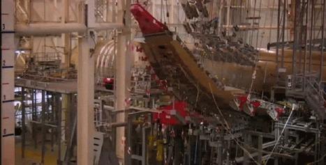 Rassurez vous, voici comment Airbus teste ses avions | Sciences, l'Espace, le Temps et le Monde | Scoop.it