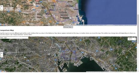 MAPfrappe - Move Outlines | Ciencies Socials i Educacio | Scoop.it