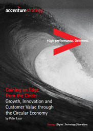 Gaining an Edge from the Circle: Growth, Innovation and Customer Value   Circular Economy Sweden   Scoop.it
