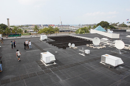 Kamehameha Schools - Honolulu's First Urban Rooftop Farm is Installed on Kaka'ako Rooftop | Wellington Aquaponics | Scoop.it