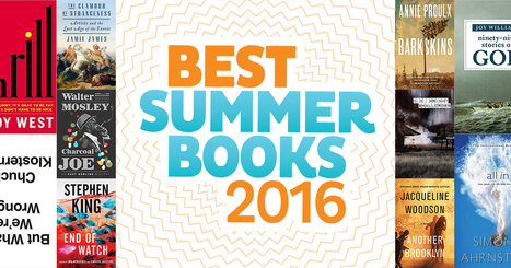 Best Summer Books, 2016 | Young Adult Novels | Scoop.it