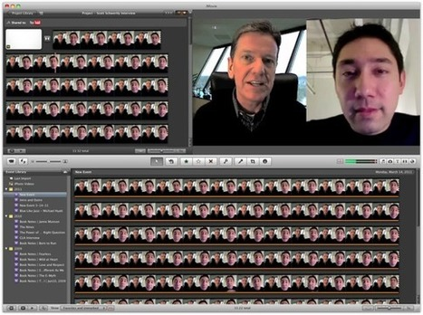 How to Record a Video Interview in Eight Steps | Multimedia Journalism 24.7 | Scoop.it