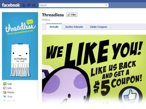 Better Facebook Fan Page: Essential Tips, Apps and Examples | Tendances, technologies, médias & réseaux sociaux : usages, évolution, statistiques | Scoop.it