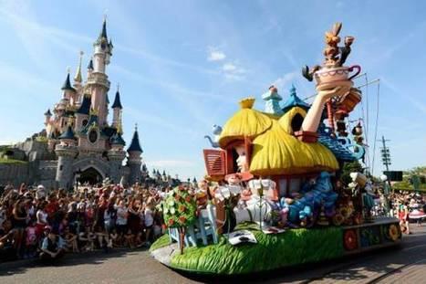 Les attentats de Paris multiplient par neuf les pertes d'Euro Disney   Coupvray bouge et témoigne   Scoop.it