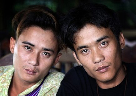 Burma 'God's Army' twins reunite, seek comrades | Micah's world history page | Scoop.it