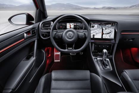 Android Auto disponible chez Volkswagen en 2016 sur tous ses modèles | Geek 2015 | Scoop.it
