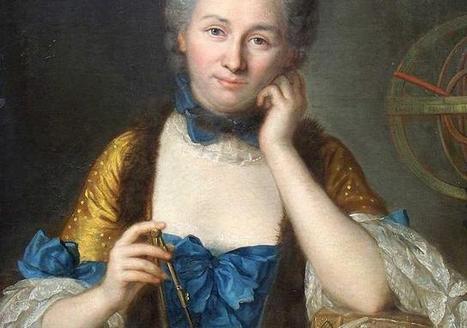 8 grandes mujeres de las ciencias de la Ilustración que han sido injustamente olvidadas | EL BADIU del CRP | Scoop.it