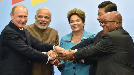 BRICS establish $100bn bank and currency pool to cut out Western dominance | Gold and What Moves it. | Scoop.it