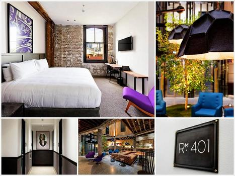 HOTEL HUNTING IN SYDNEY | Rooftop Travellers Lodge | Scoop.it