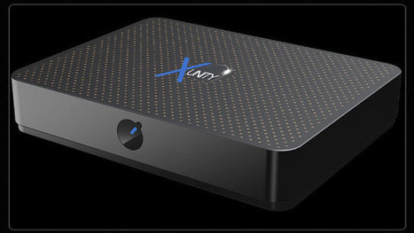 Xunity Eclipse Android XBMC TV Box Can Stream Live TV, TV Shows, and Movies | Embedded Software | Scoop.it