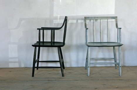 Color-Stained Furniture, the Next Big Thing?: Remodelista | puuta | Scoop.it