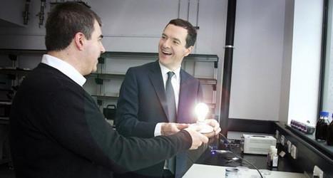 Las bombillas de grafeno llegarán este año | tecno4 | Scoop.it