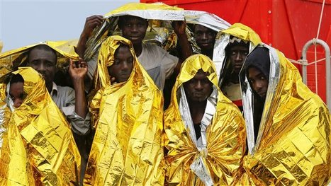 Afrique : nouveau naufrage de migrants en Libye | Actions Panafricaines | Scoop.it