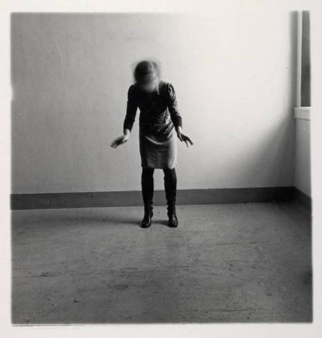 'Space², Providence, Rhode Island, 1975-1978', Francesca Woodman | Tate | Art and Textiles in Education | Scoop.it