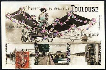 Les Archives municipales de Toulouse sont sur Facebook ! - Mariette Escalier, guide-conférencière | Archives municipales de Toulouse | Scoop.it